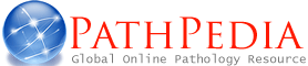 PathPedia, Global Online pathology resource: Logo